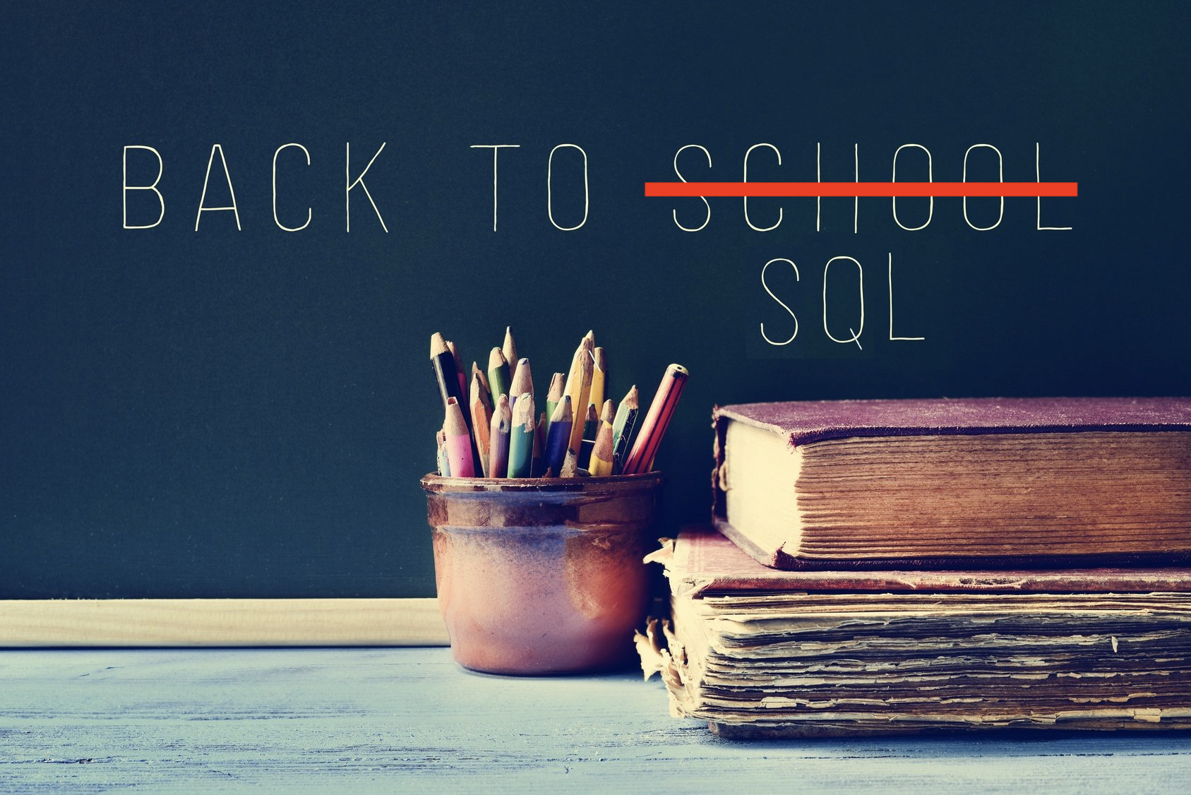 Back to School... no, SQL.